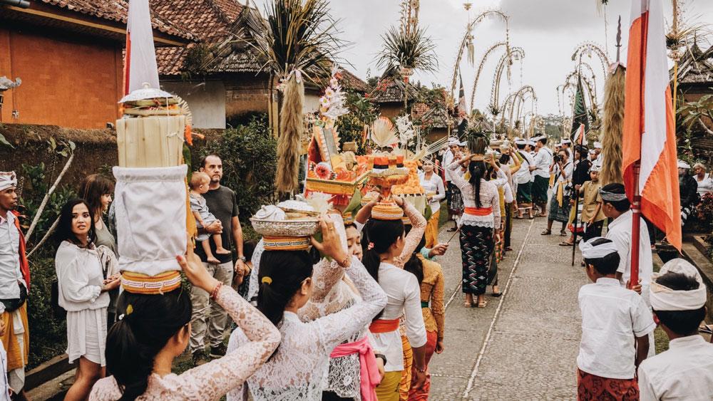 Nyepi, el día del silencio en la isla de Bali